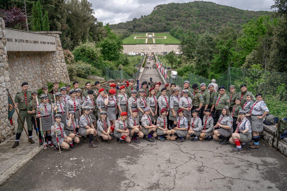 Harcerska Wyprawa Pamięci na Monte Cassino
