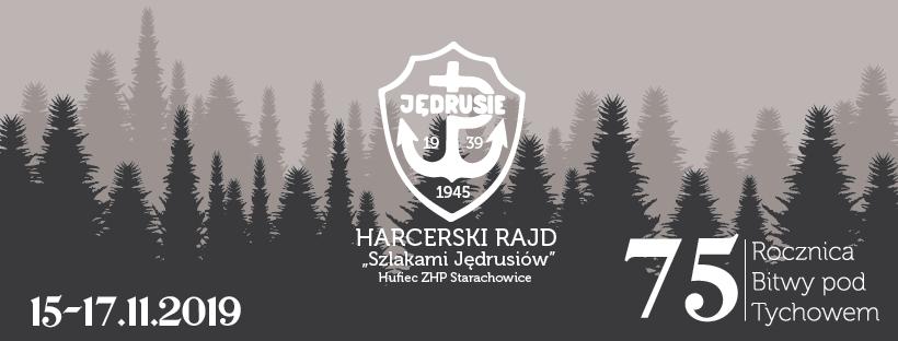 Regulamin XXXIV Harcerskiego Rajdu Szlakami Jędrusiów