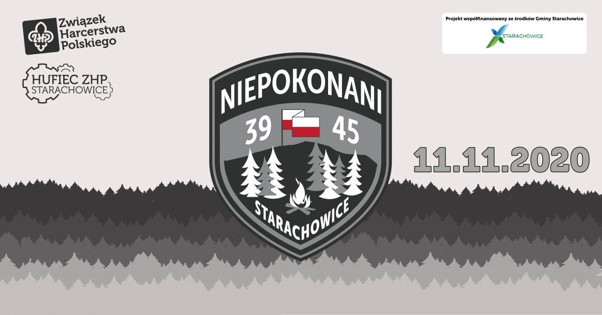 Gra miejska ,,Niepokonani 1939-1945″